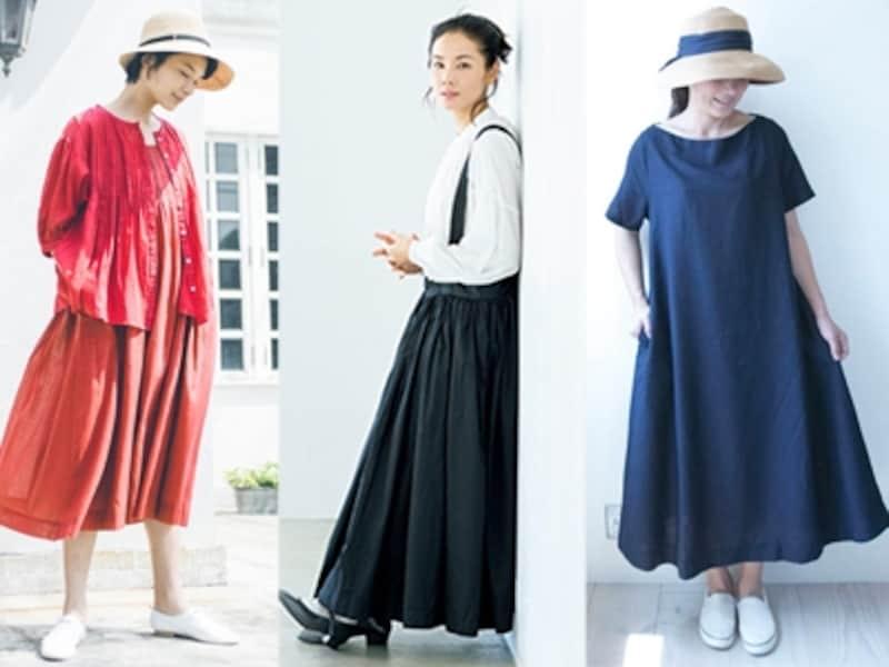 ナチュラルな服装が好きなアラフィフにおすすめの通販サイト