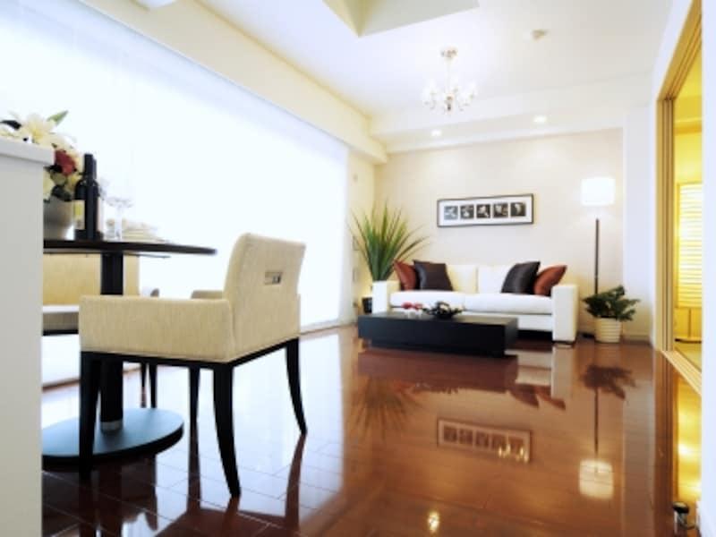 家財は建物と別途契約が必要になる。確認を!