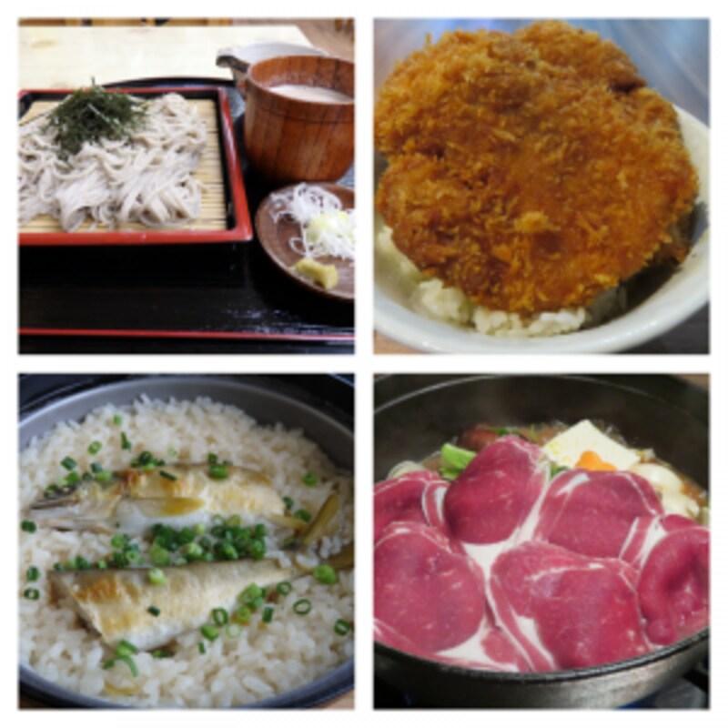 長瀞のご当地グルメ10選