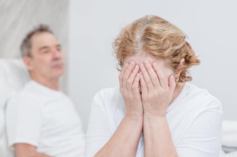 熟年離婚は増加傾向