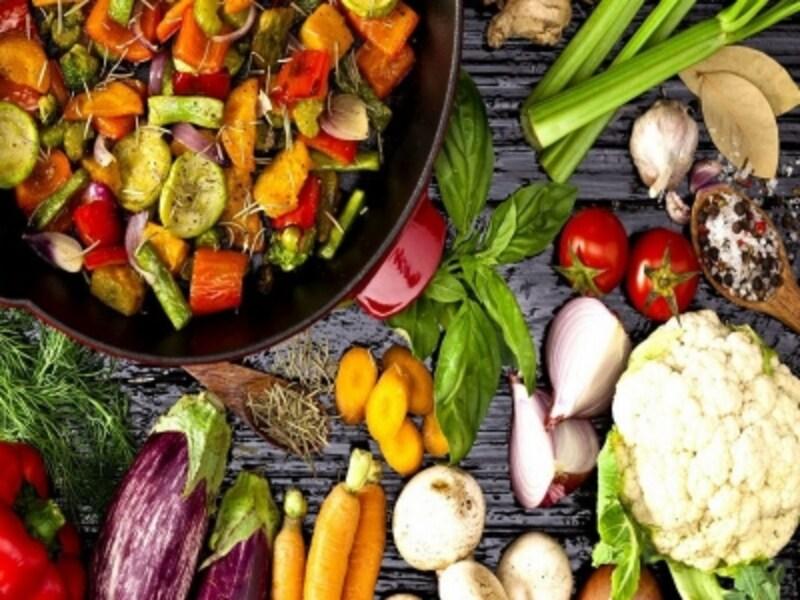 野菜メインで肉少量のフレキシタリアンダイエット