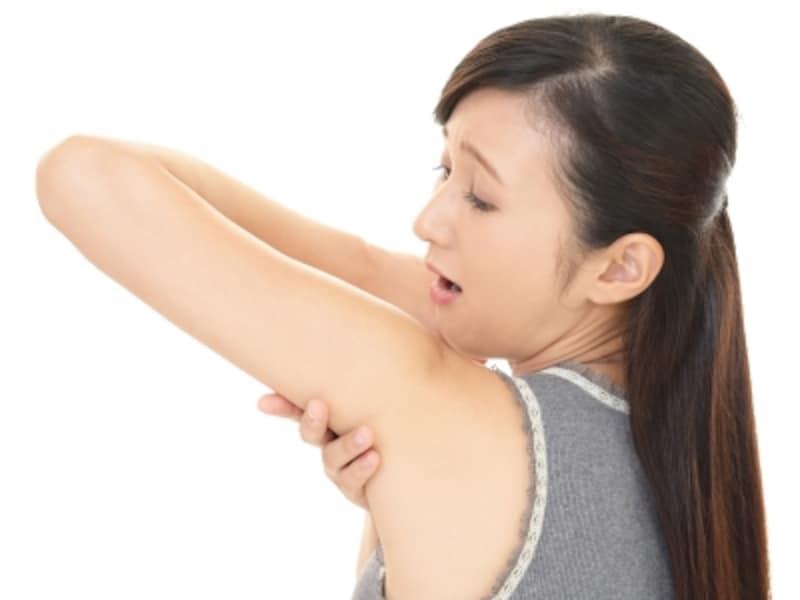 二の腕と背中の引き締めダイエット