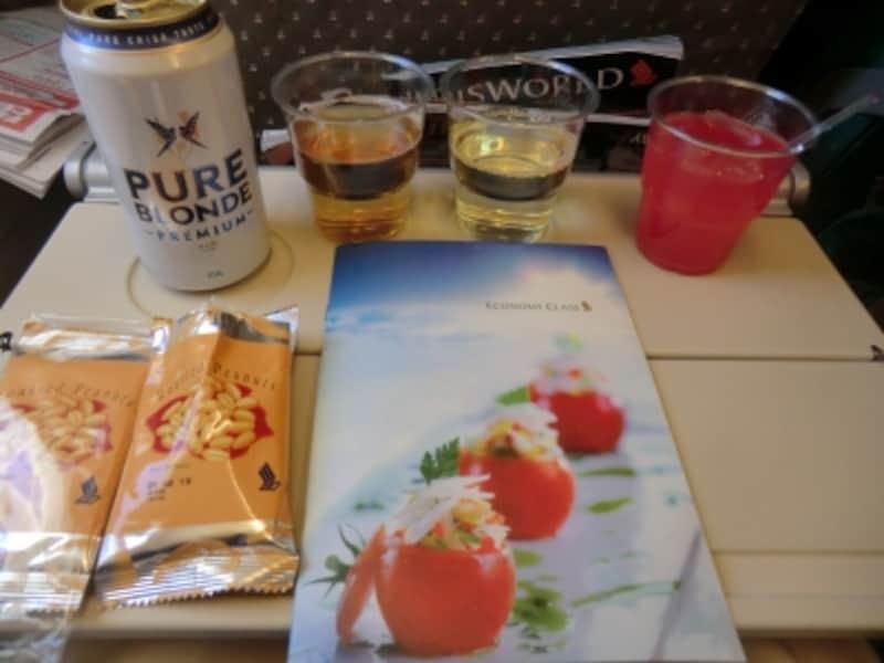 旅の楽しみとばかりに、ついつい色々飲み過ぎてしまう気持ちもわかりますが、アルコールは控えめに!