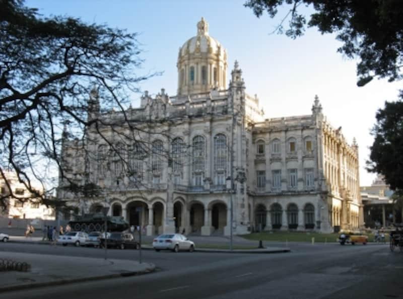 キューバを訪ねたら、是非革命の歴史を学びたいものです。