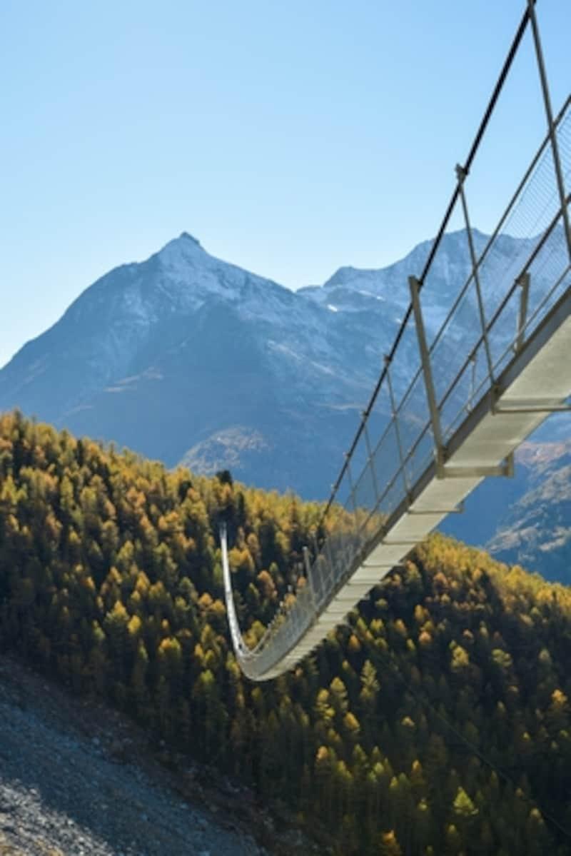 世界最長の吊り橋