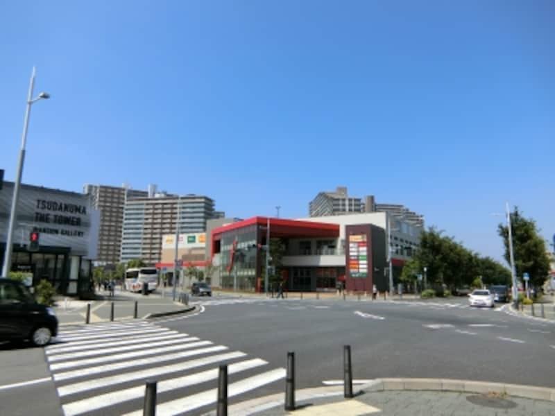 津田沼の新街区「奏の杜」
