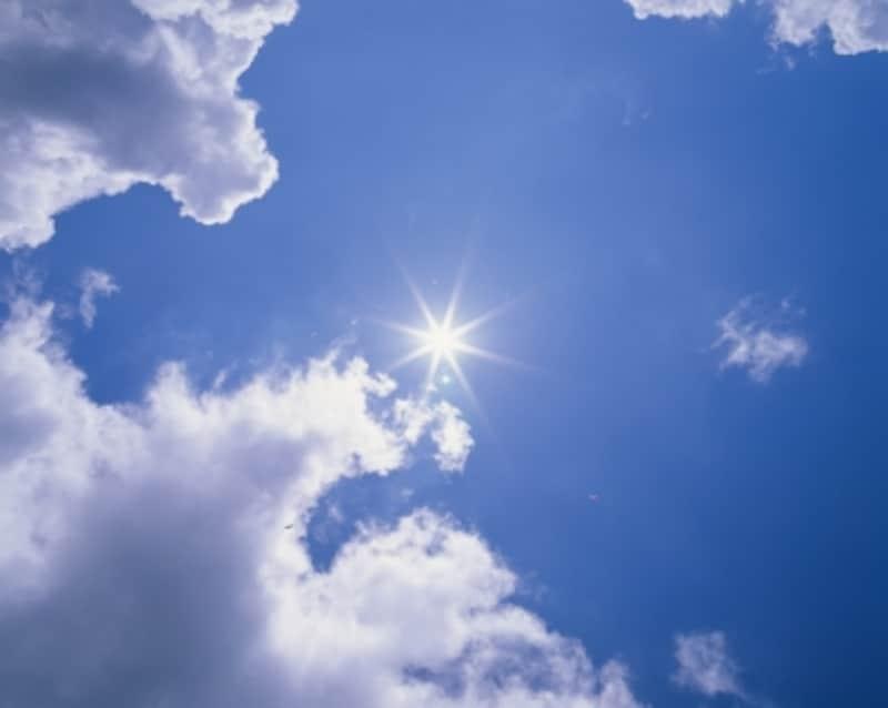 夏至は、1年で最も日が長い日。太陽がほぼ真上を通ります
