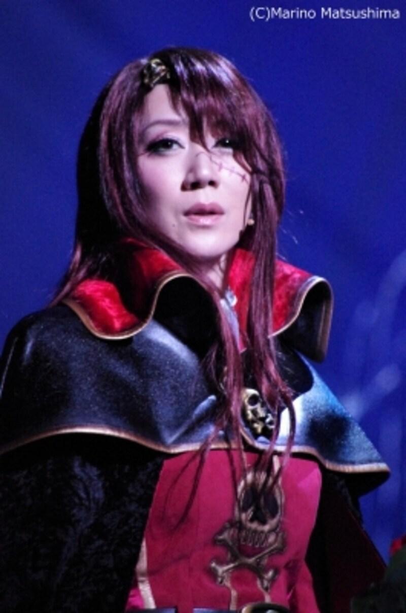 『銀河鉄道999GALAXYOPERA』(C)MarinoMatsushima