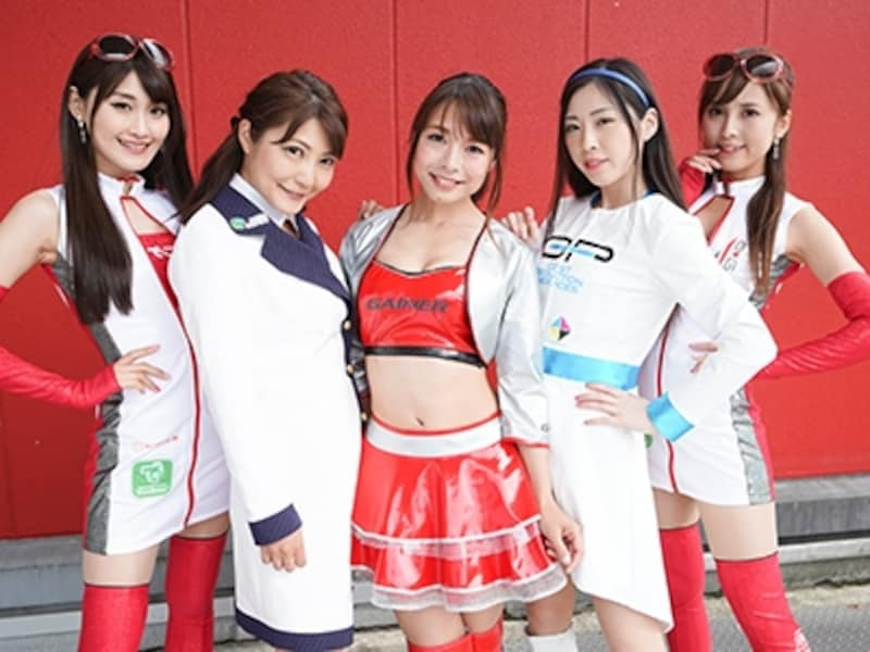 a-girls・GAINERsucre・Toners