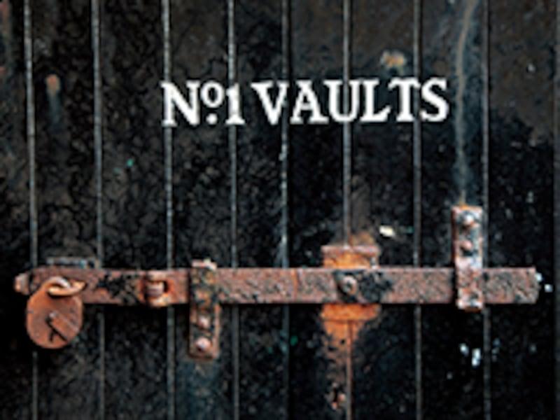 第一貯蔵庫の扉