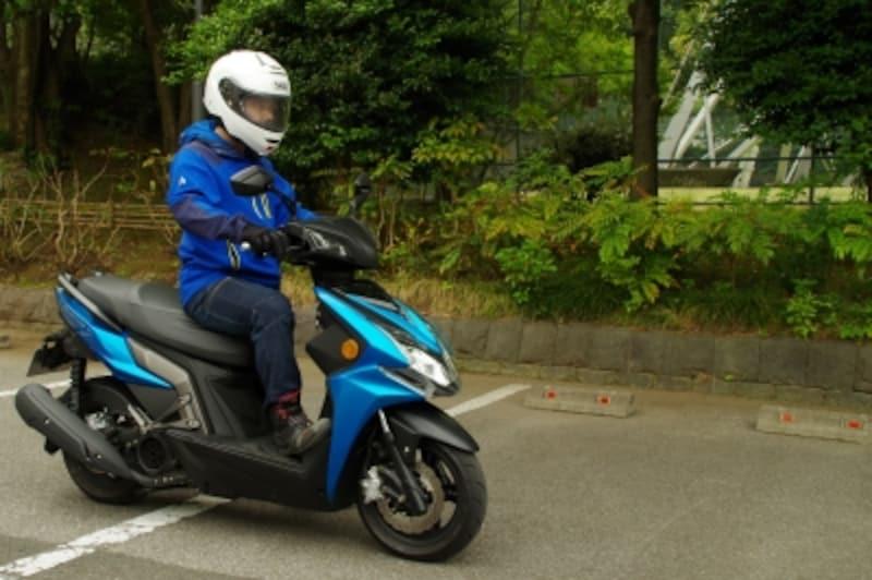 150ccスクーターで街中から高速道路までNEOTEC2を使ってみた