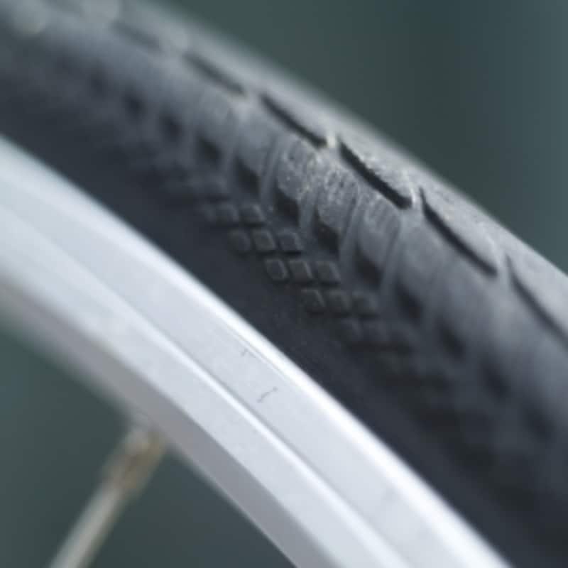 長く使いたい場合はゴム製タイヤを