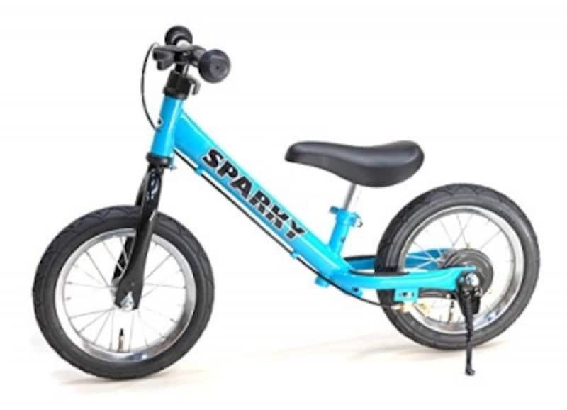 ブレーキがついたバランスバイク