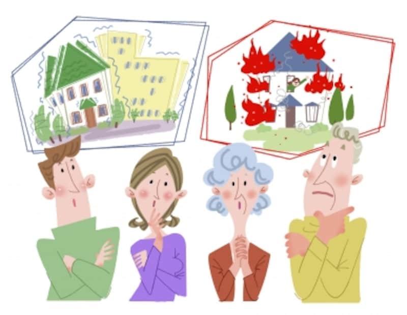 火災保険と地震保険の必要書類とは?