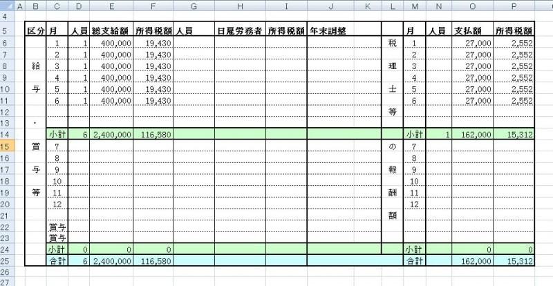 高 計算 徴収 和 所得税 書 令