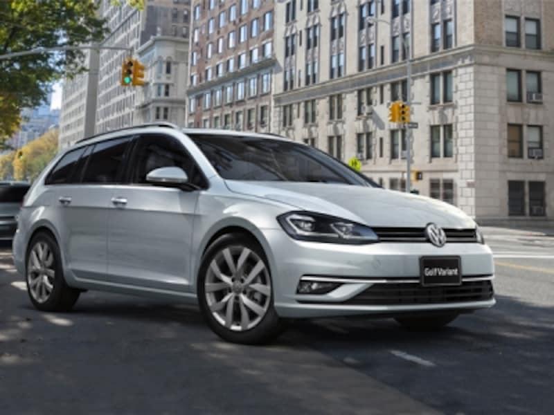 VWゴルフヴァリアント