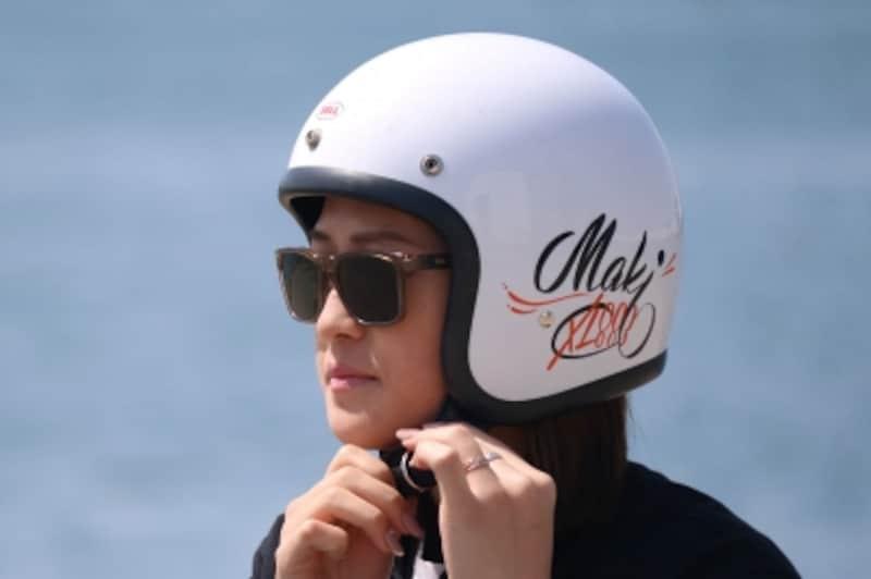 頭の形は人それぞれ。自分に合うヘルメットを選ぶうえでフィッティングはマストだ