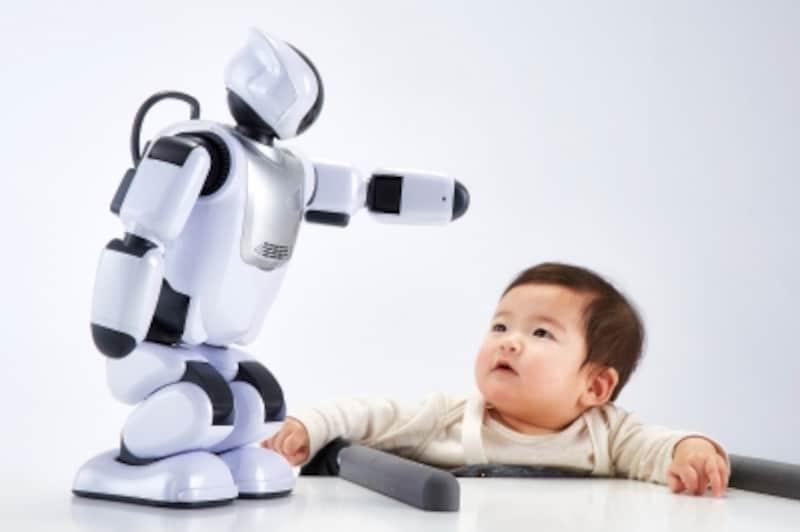 ロボットundefinedテクノロジーの進化undefined人生100年時代