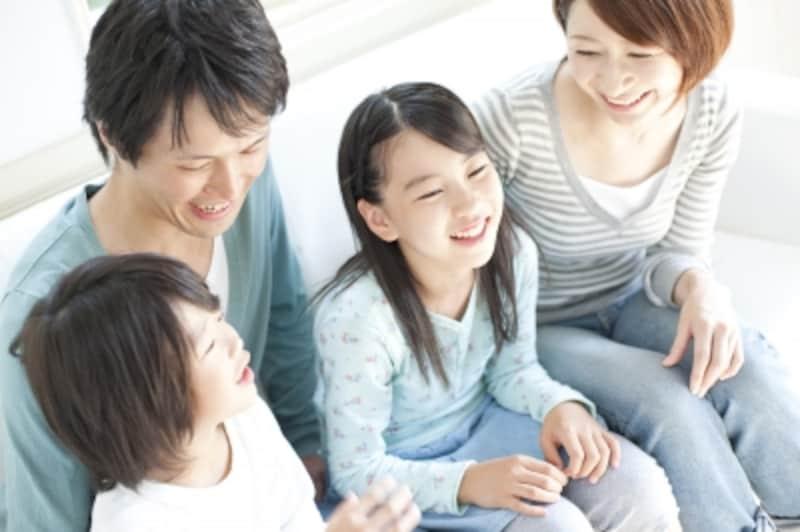 家族と一緒に、カイゼンするべきポイントを見つけましょう