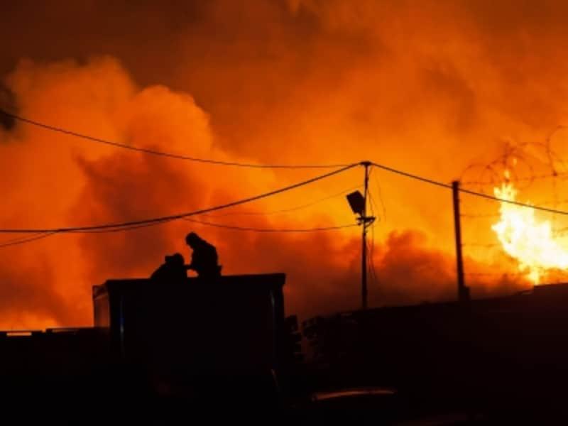 もらい火でも、法律上は火元から補償は受けられない