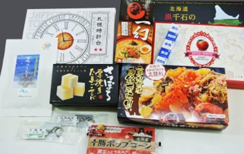 札幌駅「四季彩館」の北海道おすすめ土産ランキング