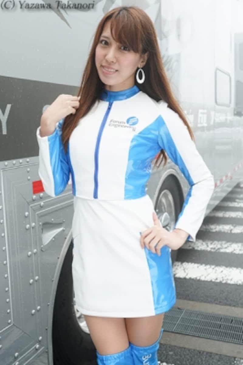 青山由美子/フォーラムエンジニアリングギャル