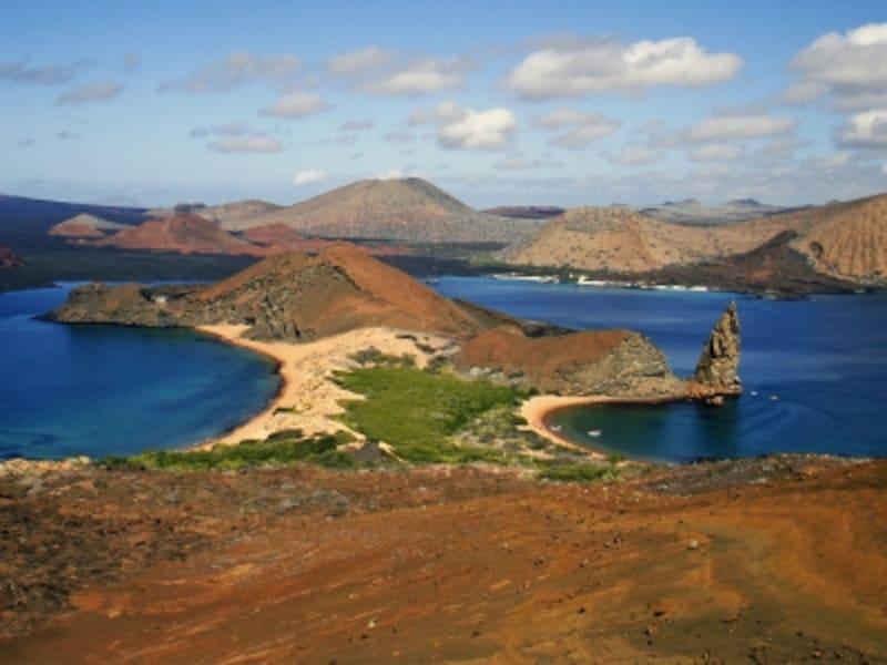 バルトロメ島の絶景