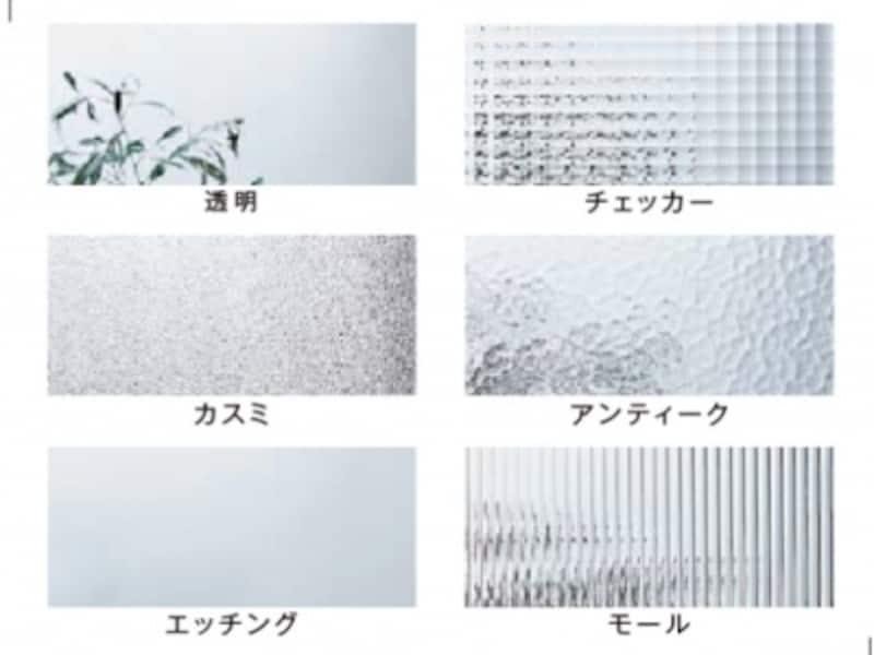 同じ扉デザインでも組み合わせるガラスによって、イメージも大きく変わる。undefined[ラシッサ]undefinedLIXILundefinedhttp://www.lixil.co.jp/