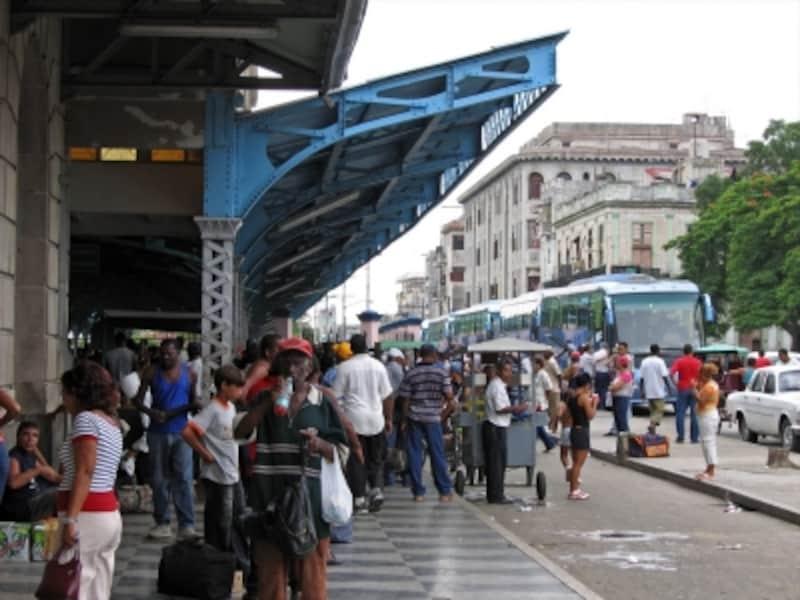 ハバナ中央駅