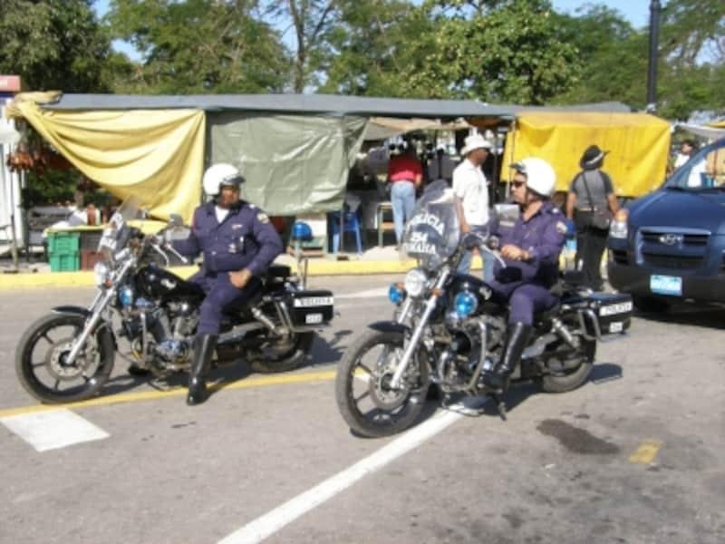 ハバナの警官