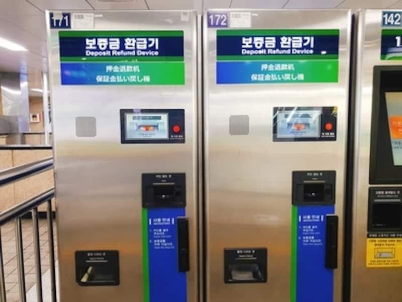 ソウルで地下鉄に乗ってみる