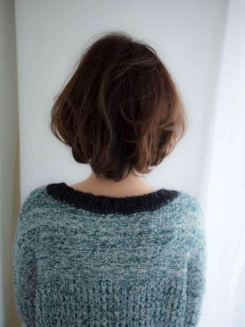 石田ゆり子風の髪型!大人に似合うやわらかボブヘア