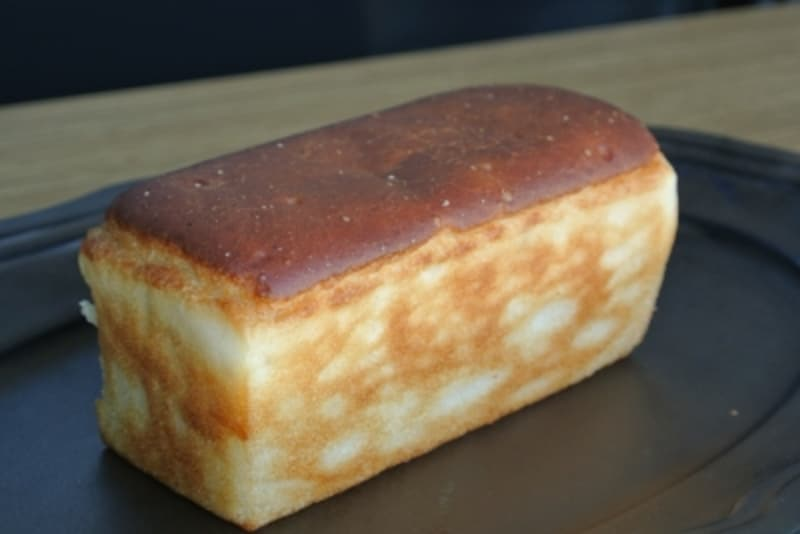 酒粕とライスジュレ入りの甘粕パン