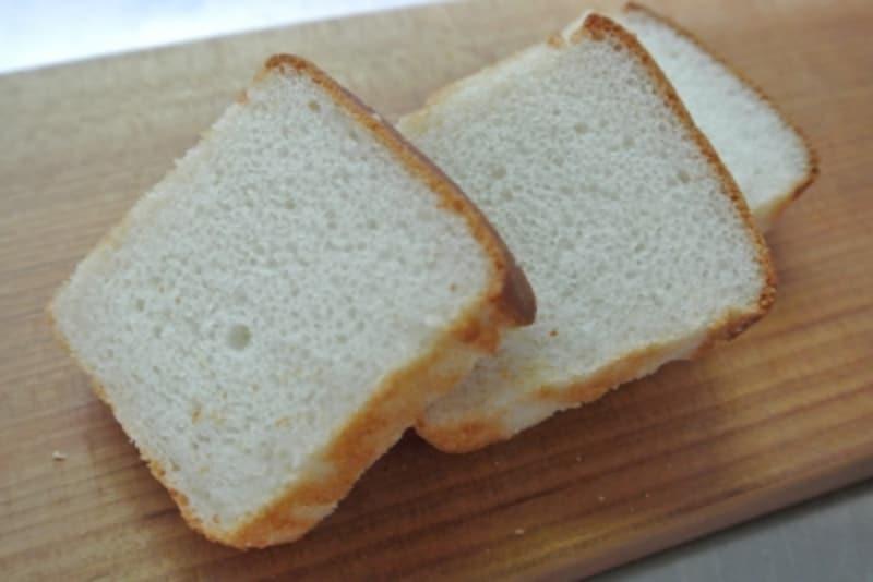 甘粕パンの断面