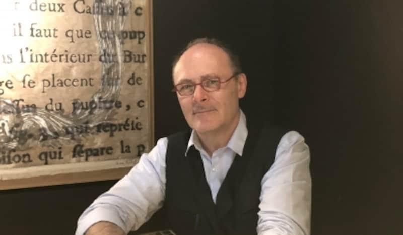 ジャン=ポール・エヴァンシェフ(2018年6月)