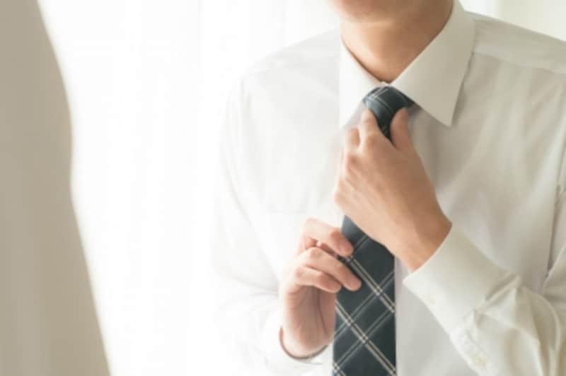 ネクタイを自宅で洗濯することは可能!シルクのネクタイでも大丈夫