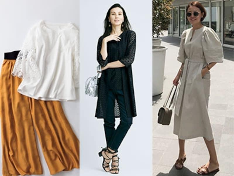50代におすすめ!人気の通販ファッションブランド