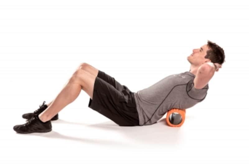 背中~肩甲骨にあてるのがおすすめの使用方法