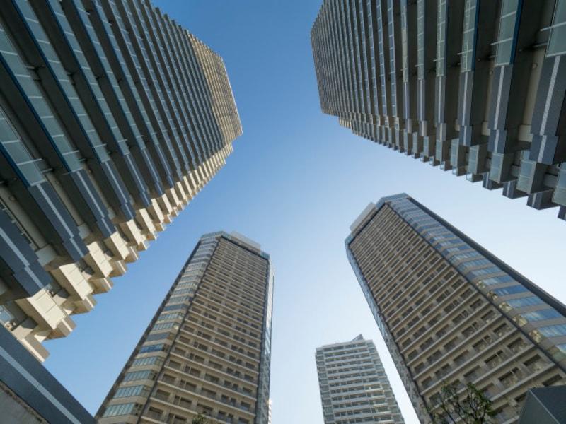 マンションの建物の地震保険では、一般的に共用部分の損害区分と専有部分は同じに