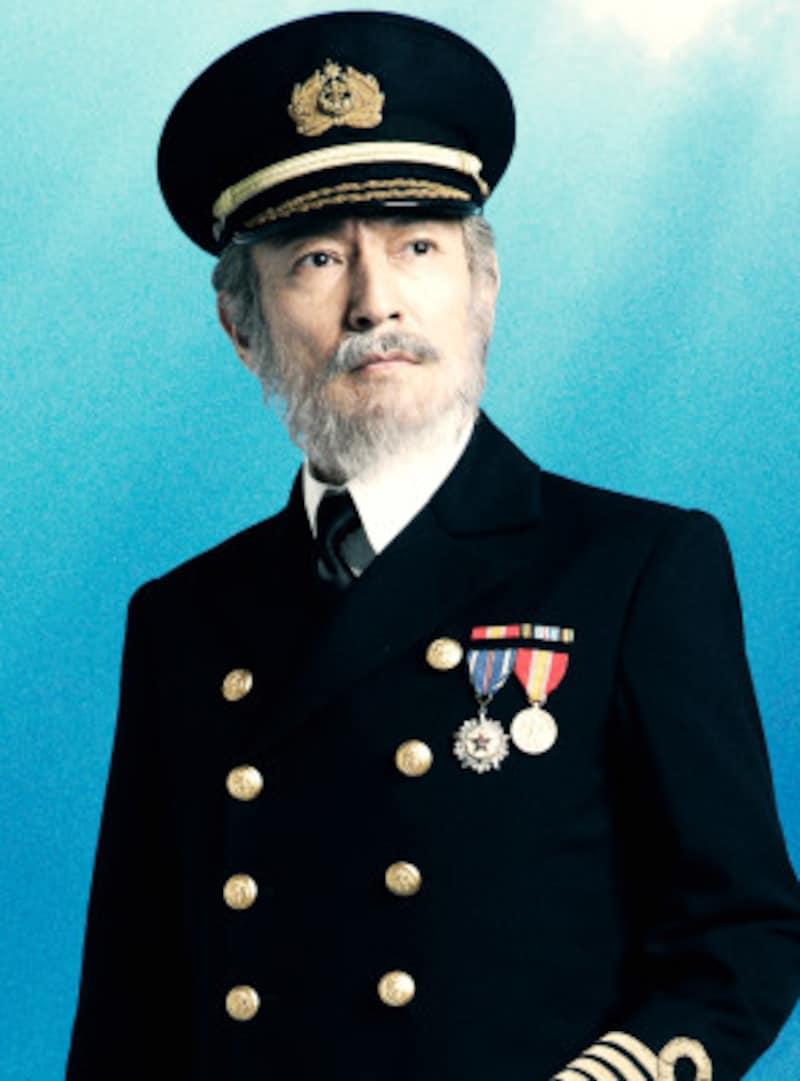 『タイタニック』スミス船長(鈴木壮麻)