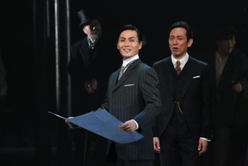 『タイタニック』前回公演より。(C)宮川舞子