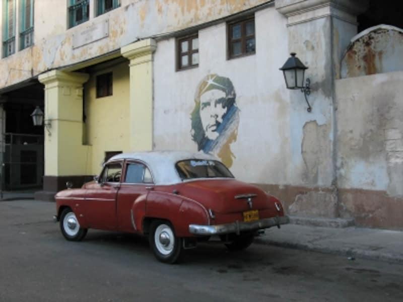 チェ・ゲバラの肖像画
