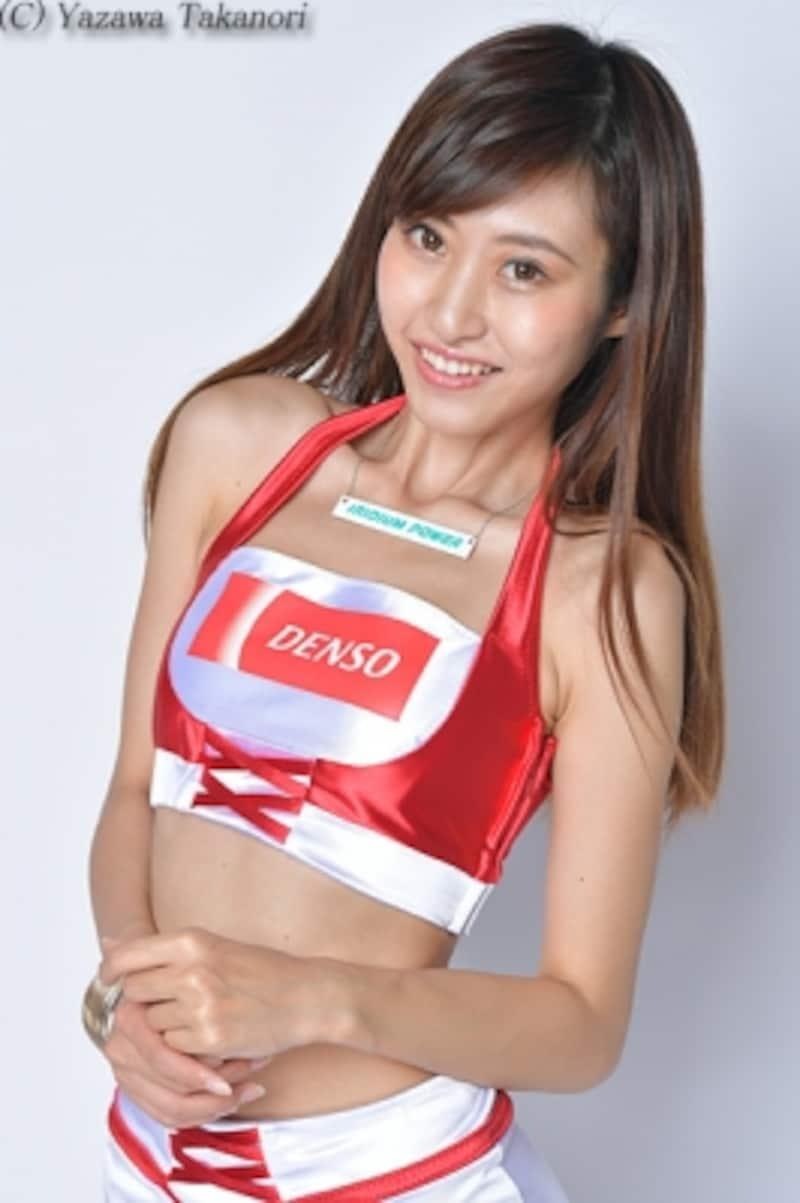 2018年鈴鹿8耐デンソーRQは月中秋実ちゃん!
