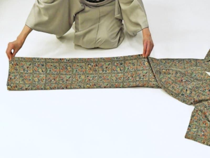 着物・浴衣の畳み方5