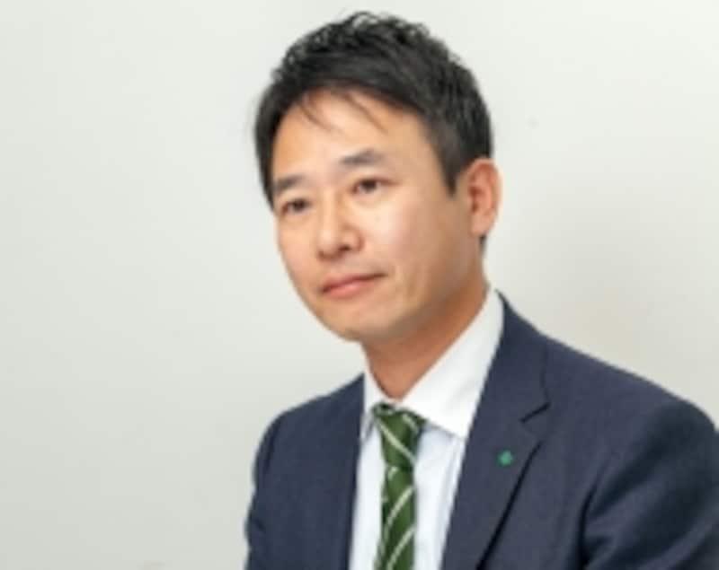住宅・建築事業本部営業推進部営業戦略グループマネージャー岡村純一さん