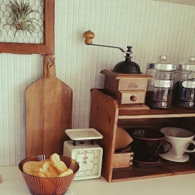 エアプランツの飾り方・アレンジ実例