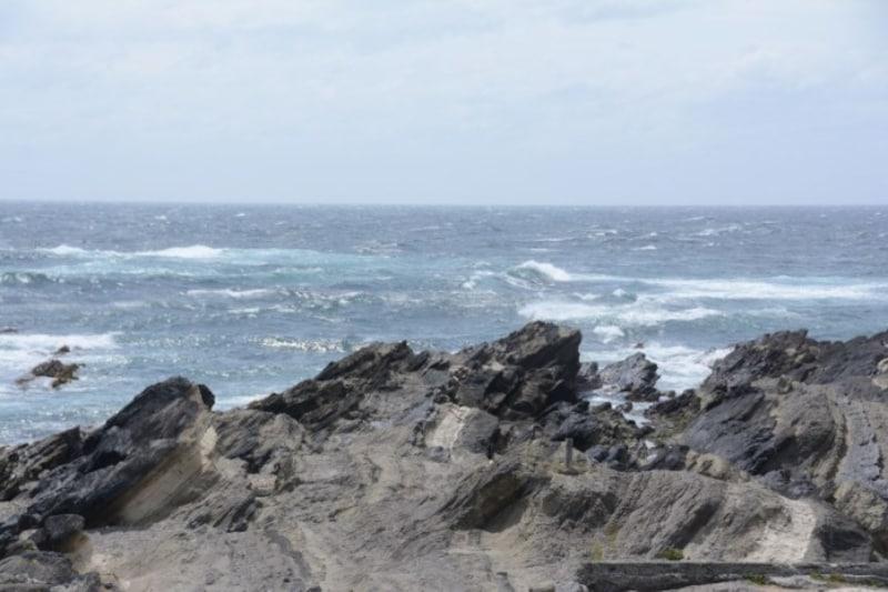 城ケ島の海岸風景
