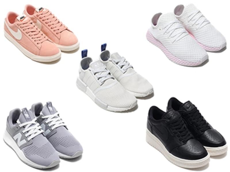 f223ba19e829d8 夏スニーカー7選! 夏用の靴の選び方とおすすめ [レディースシューズ ...