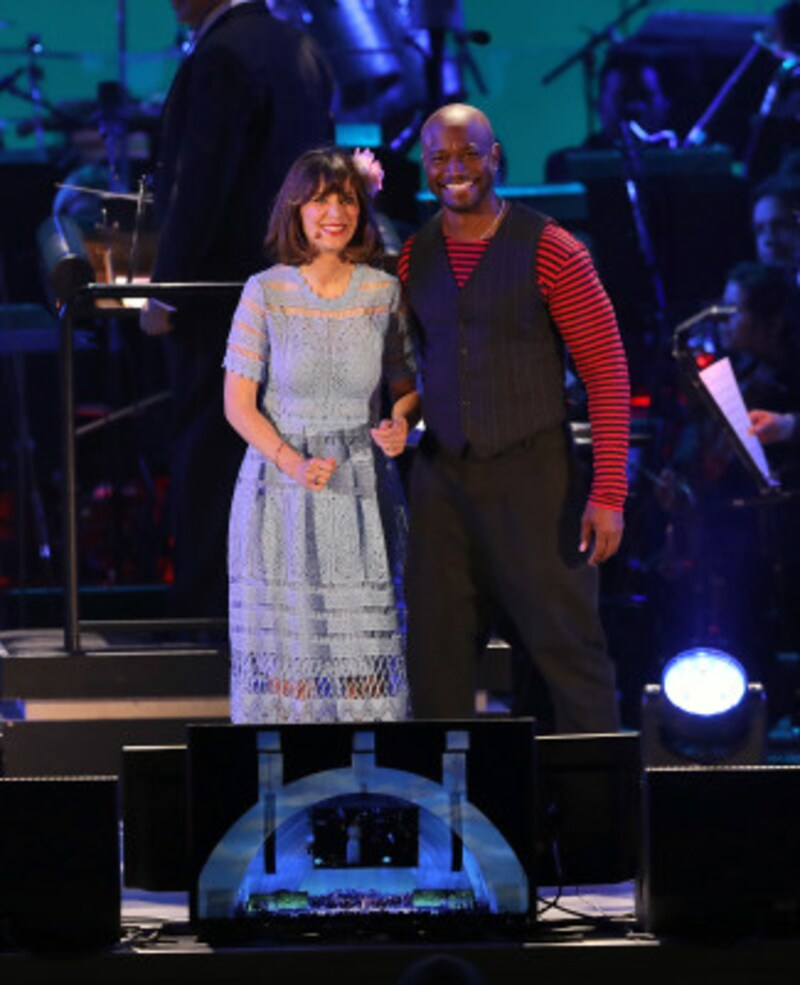 『Beauty & the Beast at Hollywood Bowl』 より。photo : Randall Michelson