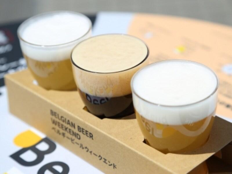 ベルギービールウィークエンド飲み比べセット